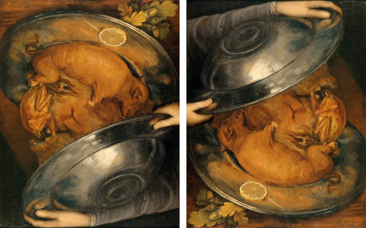 Giuseppe Arcimboldo - Page 3 Arcimboldo-The-Cook